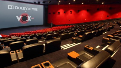Movies and Show timings in Vox Cinemas Marina Mall Abu Dhabi