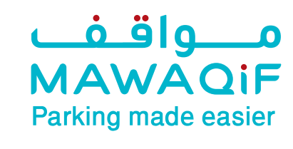 Mawaqif mobile recharge procedure for vehicle parking