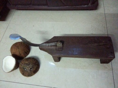 Traditional Indian Cooking Utensils - Boti