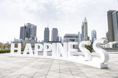 Happiness Installation in UAE
