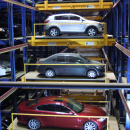 Automated Parking Bays