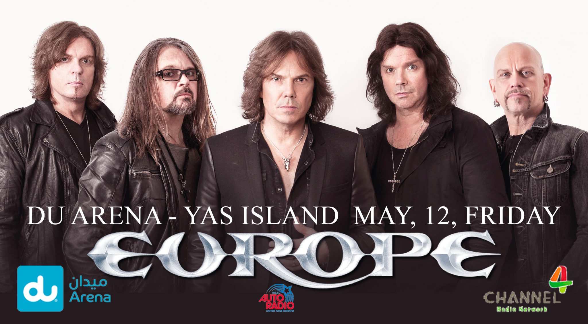 Europe Band Final Countdown 30th Anniversary Concert