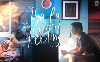 Isa Pa with Feelings 2019 Tagalog Movie in Abu Dhabi