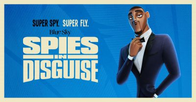 Spies in Disguise 2019 Arabic Movie in Abu Dhabi